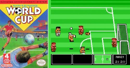 Football Video Game Evolution over 30 years — ablaze on Scorum