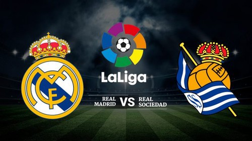 Image result for Real Madrid vs Real Sociedad