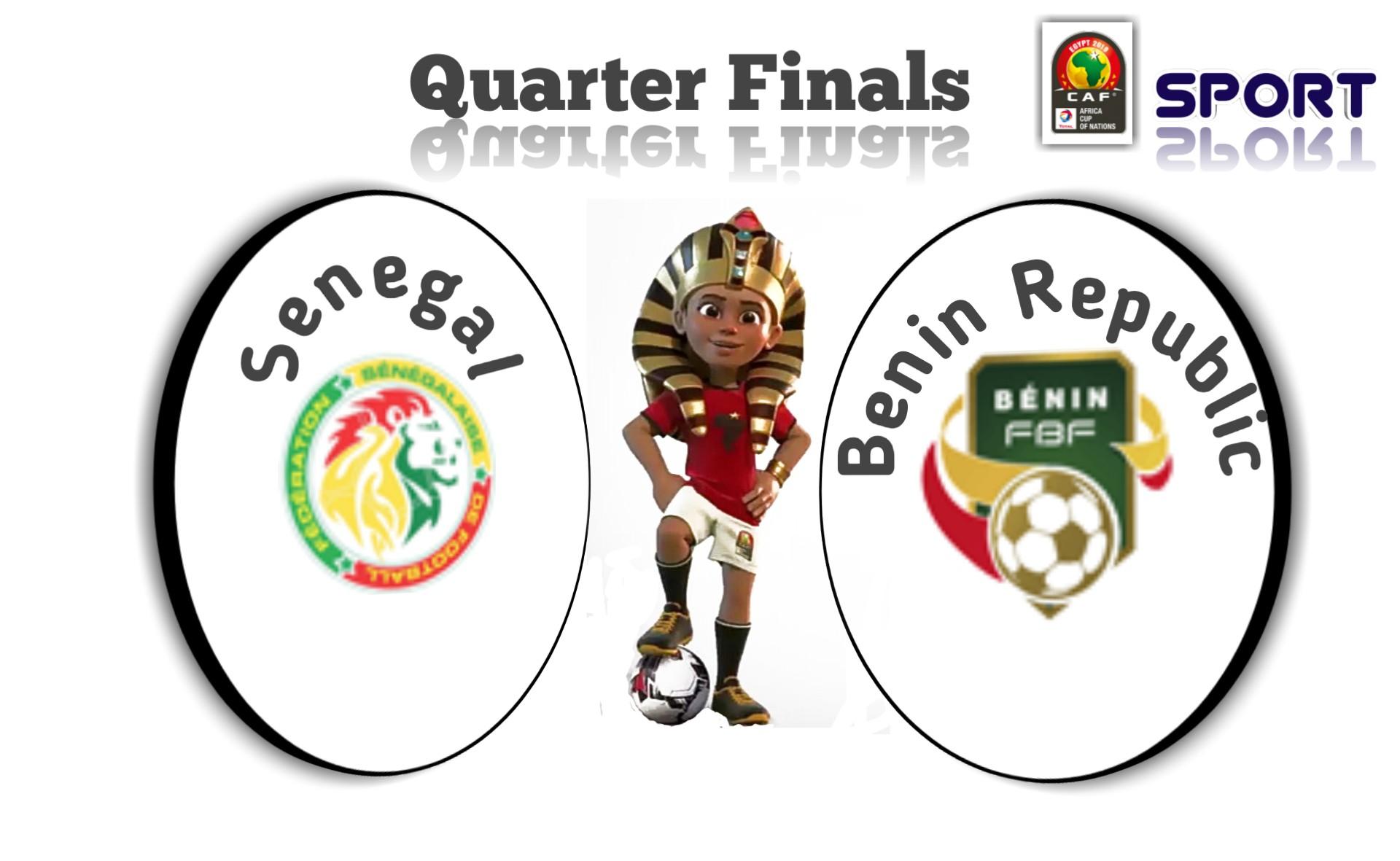 Egypt 2019 Senegal Vs Benin Republic Match Review