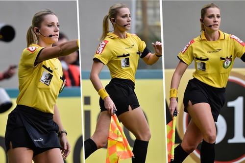 Αποτέλεσμα εικόνας για fernanda colombo brazil referee