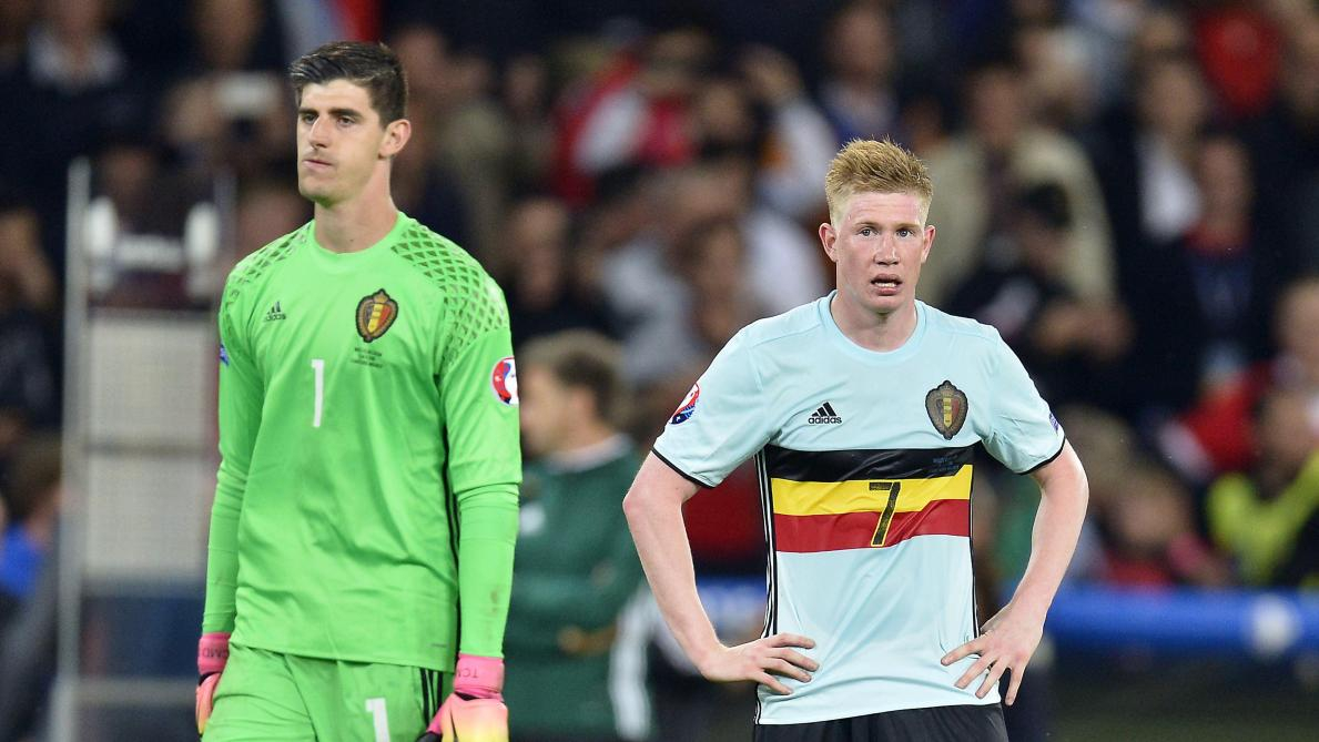 Why Belgium's De Bruyne and Courtois dislike each other ...