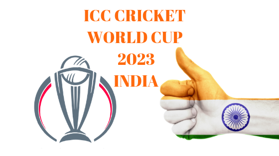 ICC World Cup 2023 : First time India will host alone. — civilstudy on  Scorum