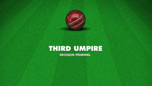 Two Bizzare cases of Third Umpire in last three days