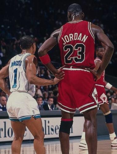ekskluzywne oferty kupić cała kolekcja The Shortest Player in NBA History [5'3 Muggsy Bogues ...