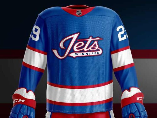 Another Part Of Nhl Alternate Jerseys Before The Season Starts