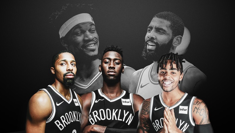 Nba Talk 149 The Brooklyn Nets Will Try To Build A Big Three Of Kyrie Irving Jimmy Butler And Julius Randle Dwin0603 On Scorum