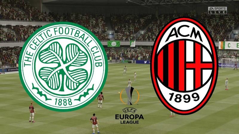 UEFA Europa League Celtic vs AC Milan Preview — jatinhota on Scorum