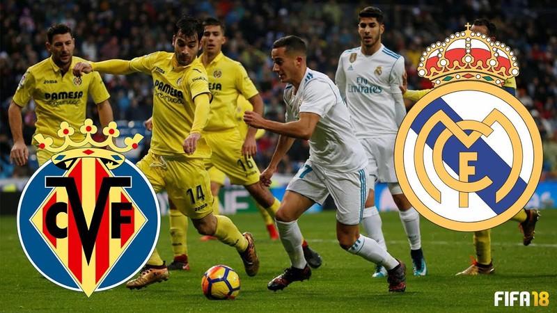 La Liga Villarreal Vs Real Madrid Match Preview Jatinhota On Scorum
