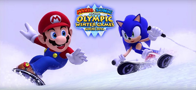 Mario & Sonic at the Olympic Winter Games Review — jodcarey