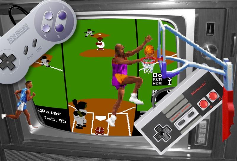 My Top 5 Retro Sports Video Games — jon bonomo on Scorum