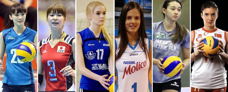 6 Most Beautiful Volleyball Players In The World Number 5 From Indonesia Kysna76 On Scorum