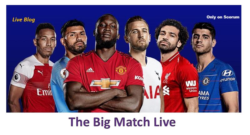The Big Match Live – Everton vs Liverpool || Risk-Free bet + Predict