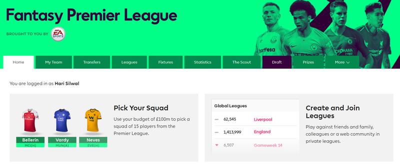 Fantasy Premier League 2018/19 | Get Rewarded Joining Scorum