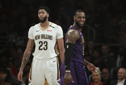 ebdc56e96 Lakers Top Pels Thanks To Bron...And Zubac    — mateonav53 on Scorum