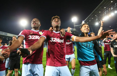 It's Aston Villa vs Derby County In The EFL Championship