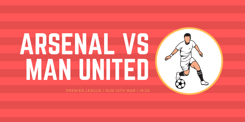 Arsenal vs Manchester United: Prediction and Betting Tips