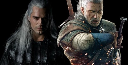 Netflix Show Early Appearance Geralt on The Witcher Series