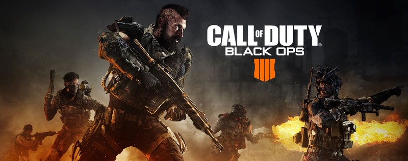 New Week Release, CoD: Black Ops 4 has been visited by