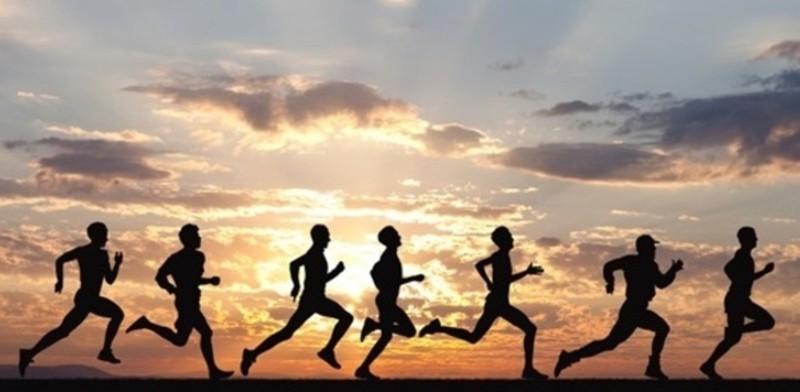 бег марафон 1000 и 1 мелочь