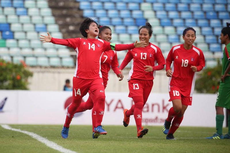 Olympic Women Football Qualifier Asia | Group C – Myanmar, India and Nepal  qualifies for second round — sports-365 on Scorum