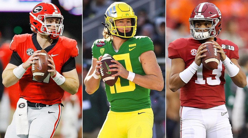 The 2019 Heisman Trophy Watchlist presented by