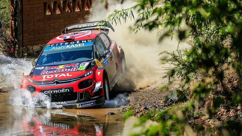 Citroen wants hybrid (electric) WRC cars from 2022 — ssekulji on Scorum