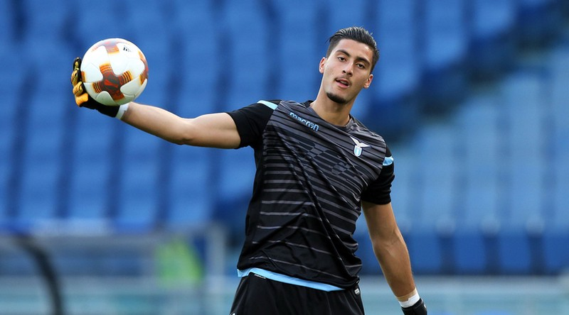 Lazio's Thomas Strakosha amongst the best young players in Europe ...