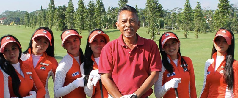Golf: Caddy Travel, Assistant Golfer — tarjuddin on Scorum