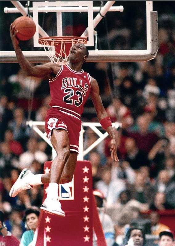 67cd7d4b4a5a Over the last 30+ years the debate has been a hot one of who is the best  dunker of all time. I have always been on the side of Michael Jordan but ...